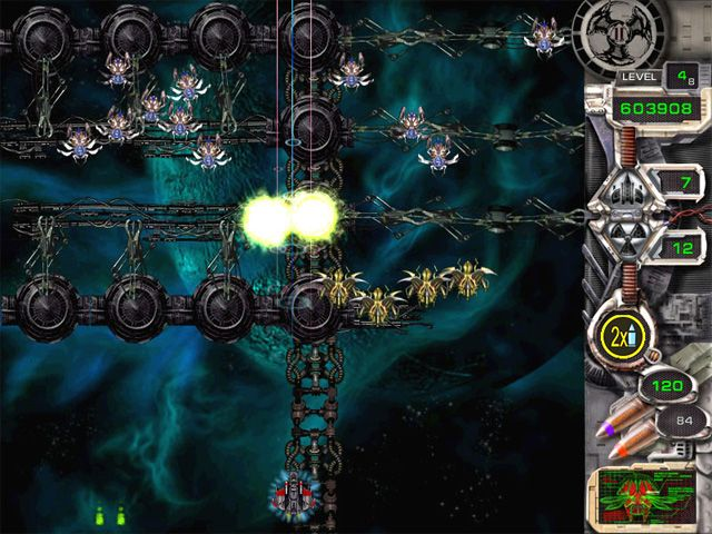 Star Defender 2 Download fighting