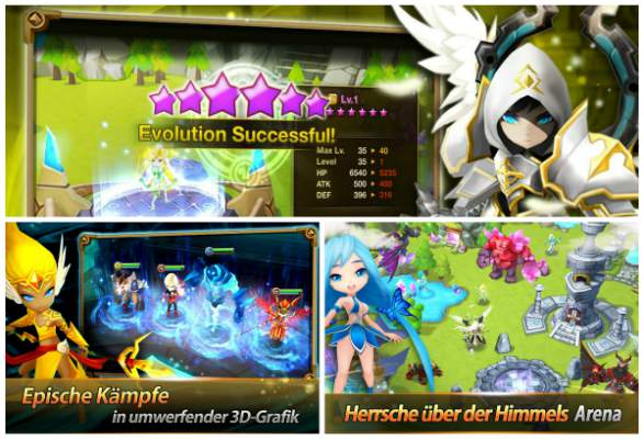 Summoners War: Sky Arena App