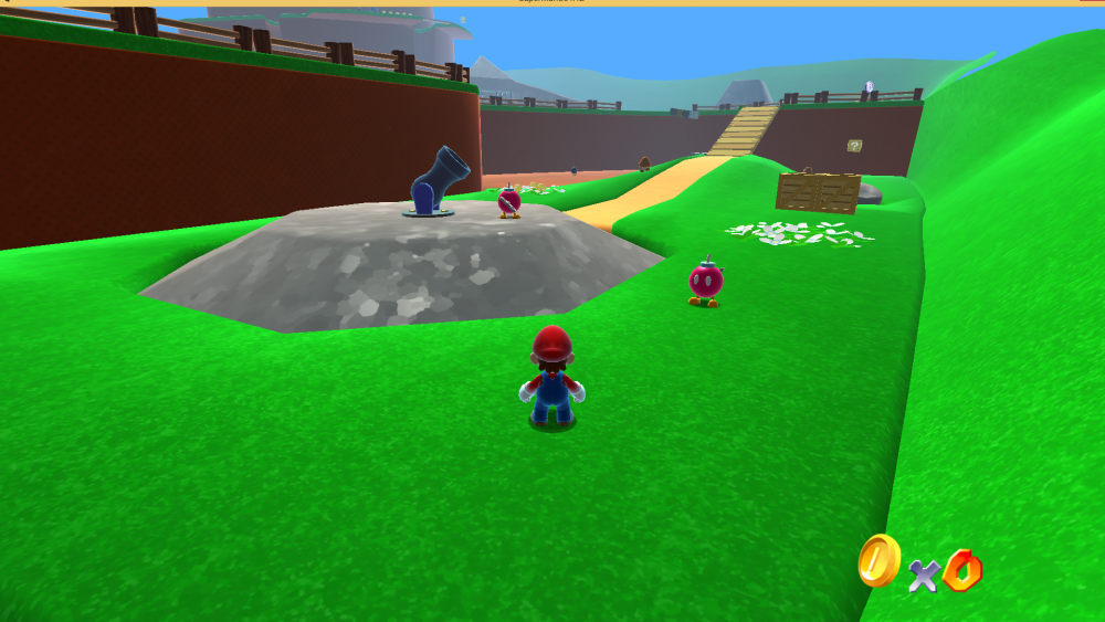 Super Mario 64 HD Download