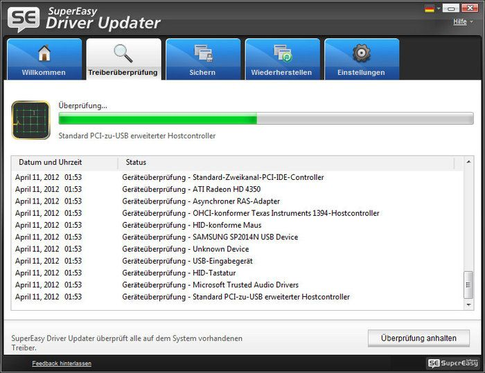 Super Easy Driver Updater Scarica