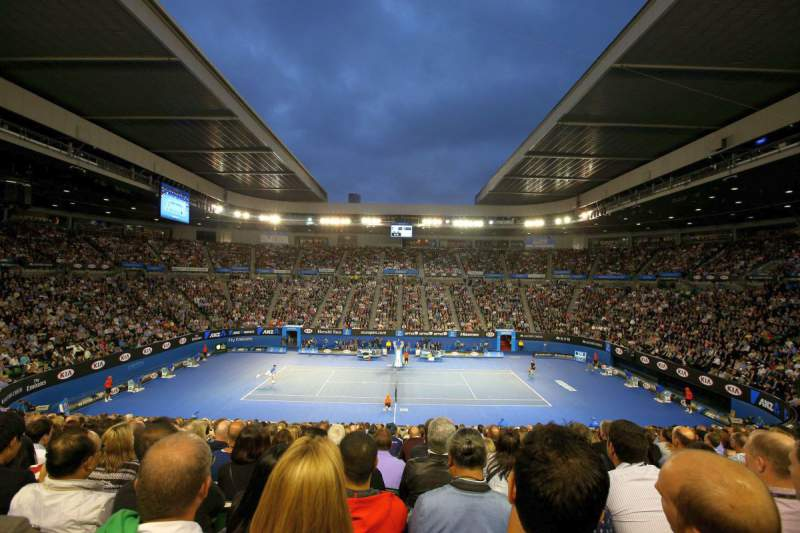 Tenis Abierto de Australia Horario Descarga Night Session
