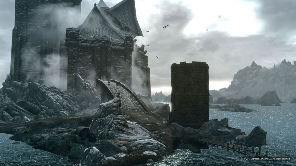 The Elder Scrolls V: Skyrim mundo de download