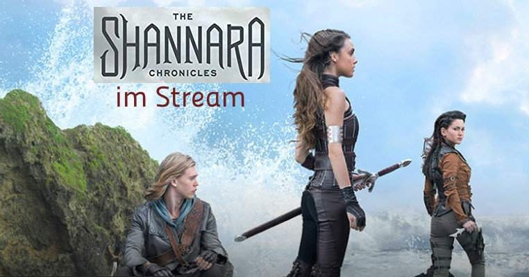 De Shannara Chronicles Stroom