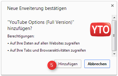 CRX: Installeer Chrome-extensies zonder App Web Store 3