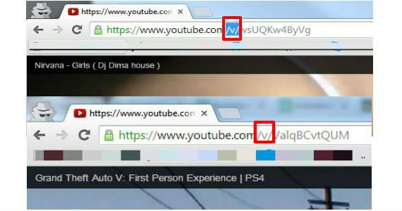 URL de contournement de restriction d'âge YouTube