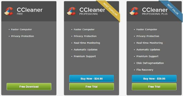 CCleaner clave