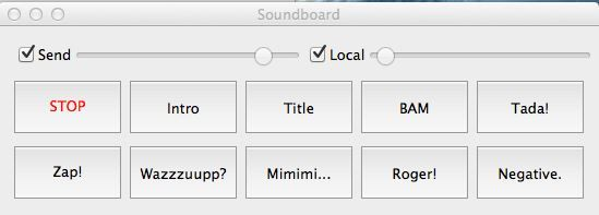 Set up in TeamSpeak Soundboard - how it works