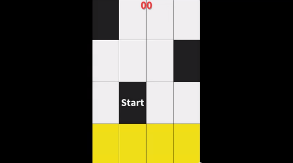 beste mobiele games I / 2015 Don't Tap The White Tile