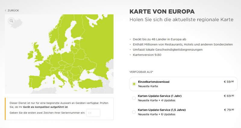 Tomtom Maps For Europe.Update Tomtom Maps It S That Easy