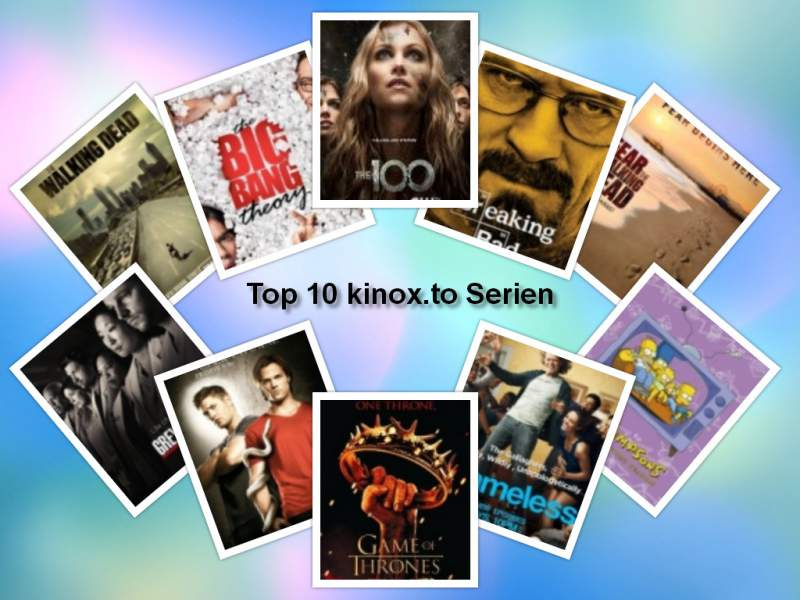 Top 10 séries kinox.to