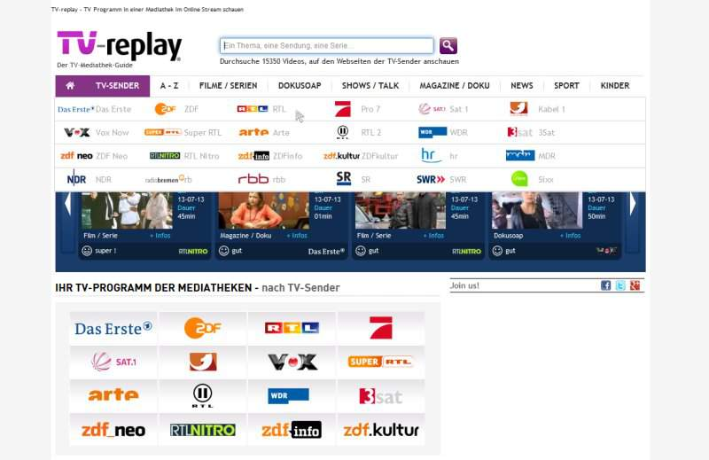 TV replay Download