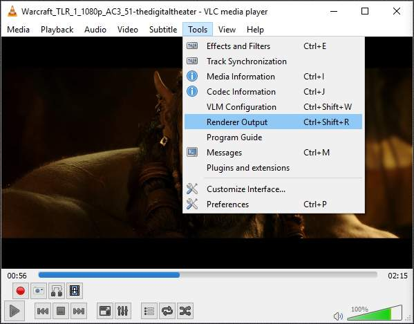 VLC download nightly builds and Chromecast