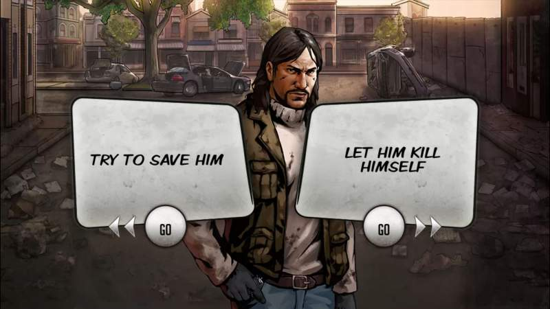 Walking Dead: Road to Survival App