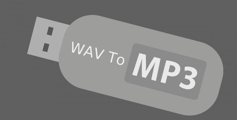 WAV naar MP3 Download