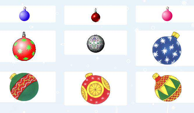 Christmas Pictures Download balls