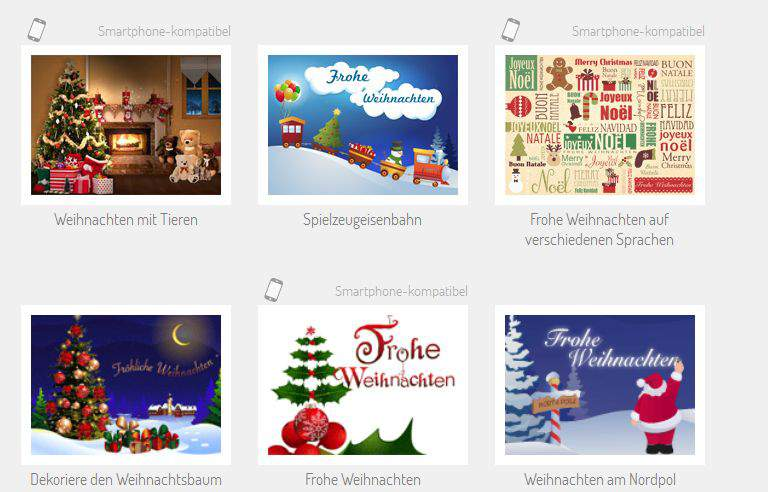 Christmas cards Download greeting