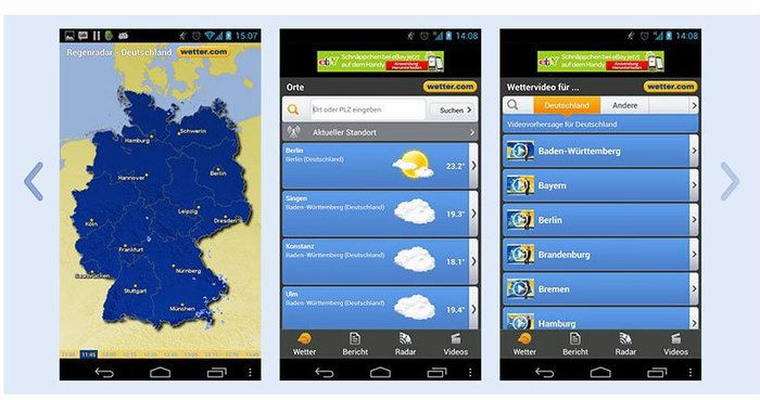 Wetter Com Web Version