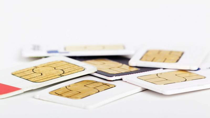 WhatsApp dual SIM SIM cards