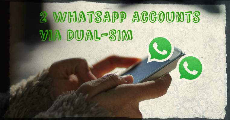 WhatsApp doble SIM