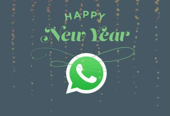 WhatsApp nieuwjaarswensen: het Grappige Zeggen en video's