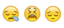 WhatsApp Smileys importance Faces