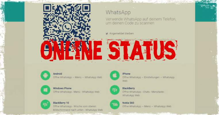 What Is Actually At Whatsapp Web Online Status