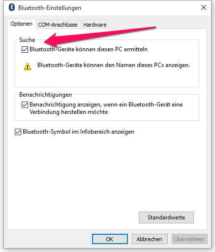 Dispositivi Windows 10 Bluetooth Collegare