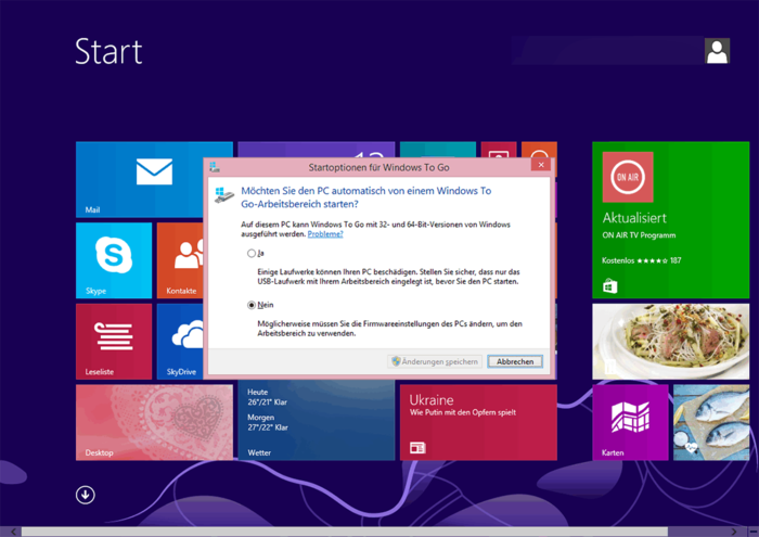 download and test the newest Windows version