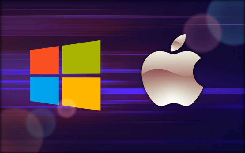 installer Windows sur Mac