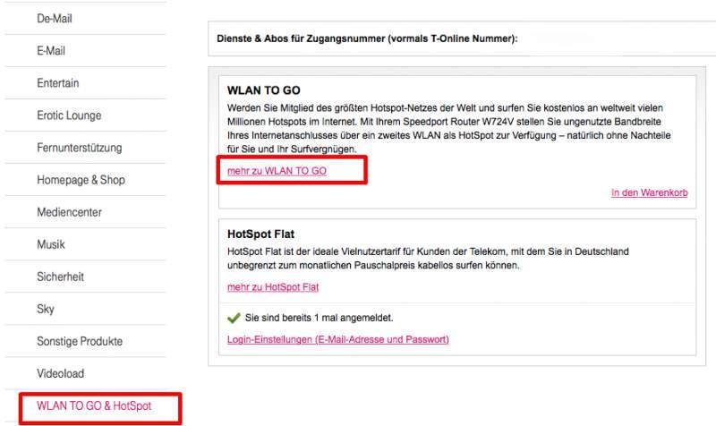 Telekom_fon Hotspot Deaktivieren