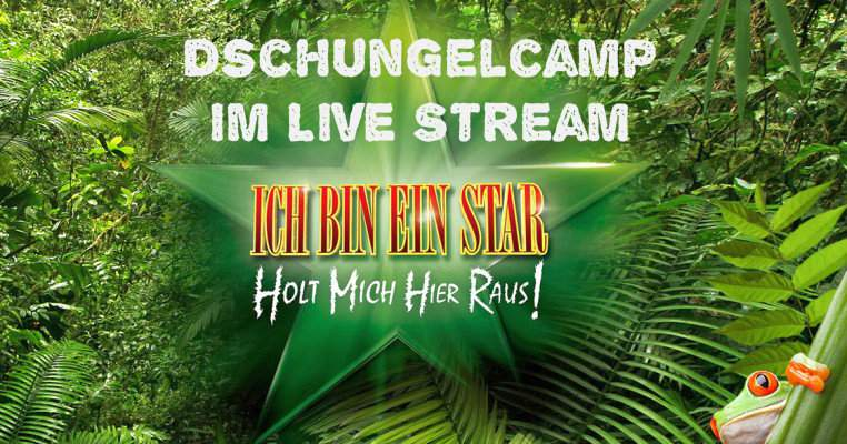 Jungle Camp Diffusion en direct