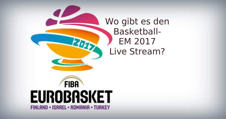 Campionato Europeo di basket in diretta streaming